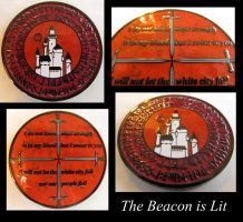 The Beacon is Lit edition by ce-e-vel