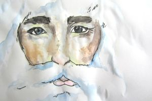 The Man of December and January by elise-fleuret