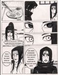Itachi's Past Pg. 15: Lunch for Two by LunaRedFox