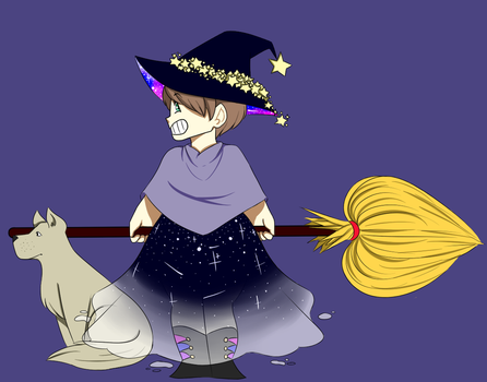Witchsona by SaltWaterFlowers