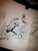 Conan Covers wip by devgear
