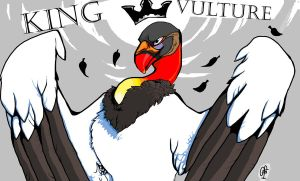 King Vulture by Inkfang