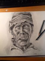 Plantation worker in the 50s (I think) by keiross