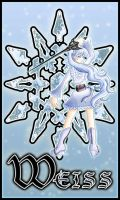 RWBY: White Weiss Schnee by Lrme87