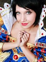 Snow White by FrancescaMisa