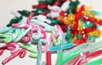 Miniature Christmas Holiday Candy by WaterGleam