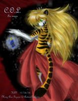 Mary Ann Tigress by avencri