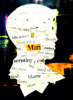 Man by more-or--less