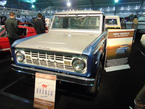 Ford Bronco Prototype by roaklin
