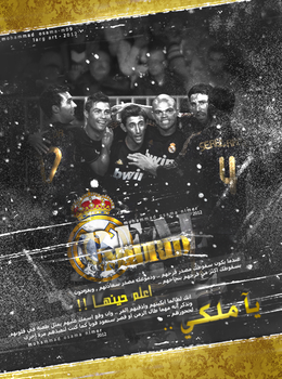 REAL MADRID .. by mo7ammad09-gfx