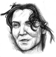 Catelyn Tully of Game of Thrones by Pen-Sive