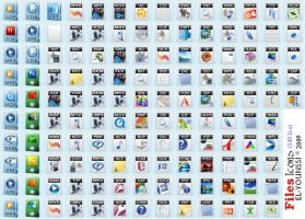 145 Files Icons In .dll File by save3c