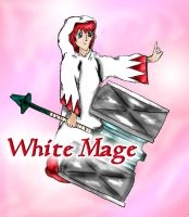 White Mage by VANinja