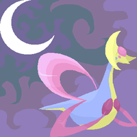 cresselia by Dawn-Till-Dusk