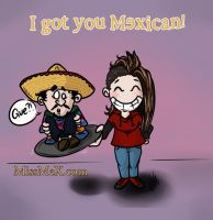 Mexican by miss-mex