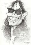 Michael Jackson by JSaurer