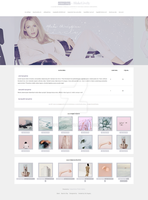 Blake Lively Gallery Theme by Efruse