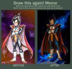 Meme  Before And After by Ameban