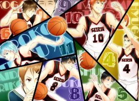 Seirin Team by FansyL