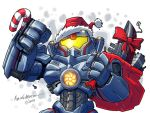 Happy Holidays! And a great 2014! by MarceloMatere