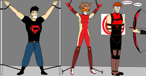 Young heroes captured 3 by ernet888