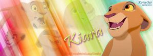 Kiara Facebook cover by KovuOat