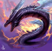 Quetzalcoatl speed practice by Clearmirror-StillH2O