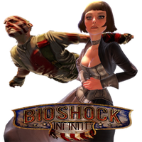 BioShock Infinite Dock Icon by Rich246
