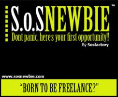 Born to be freelance? by SOSFactory
