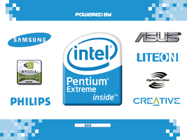 Intel Pentium eXtreme by SirRED