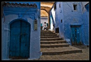 Everyday Chaouen IV by mister-kovacs