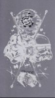 Laser Engraved Star Wars Iphone by Tim--the-Enchanter