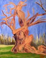 The Ugly Tree by LAReal