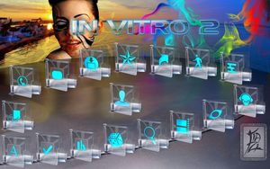 In Vitro Neon by Fiazi