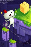 FEZ - Cube Get!!! by Laine-O