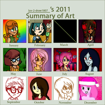 2011 by EighteenOhSeven