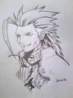 Zack Fair by Yuma76