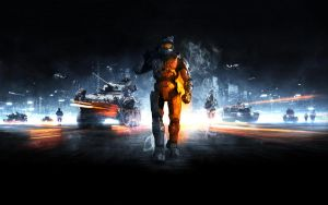 Battlefield 3 feat. Master Chief by Lowlandet
