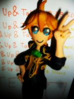 Kagamine Len - Remote Control -second photo- by KagamineToni