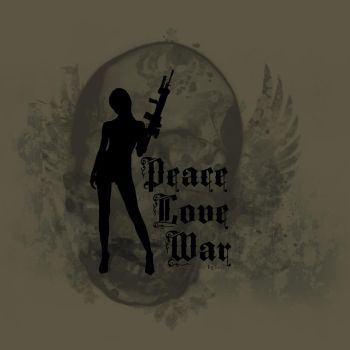 Peace, Love, War by thor1151