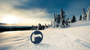 heinpold logo in the wintersun by heinpold