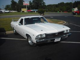 1969 Chevrolet El Camino by Shadow55419