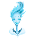 Icewitch Clown by YouCouldSayIGotLost