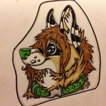 Badge Commissions by FoxeeTreasures