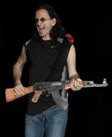 Geddy's Got a Gun by alice-cooper-rocks
