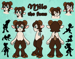 Milo Animation Ref by aisu-isme