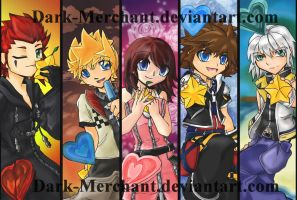 Kh bookmarks on sale now by Dark-Merchant