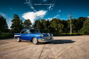 Blue Dream by AmericanMuscle