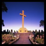 Memorial Cross by pw3r