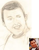 adam sandler by nickoswar